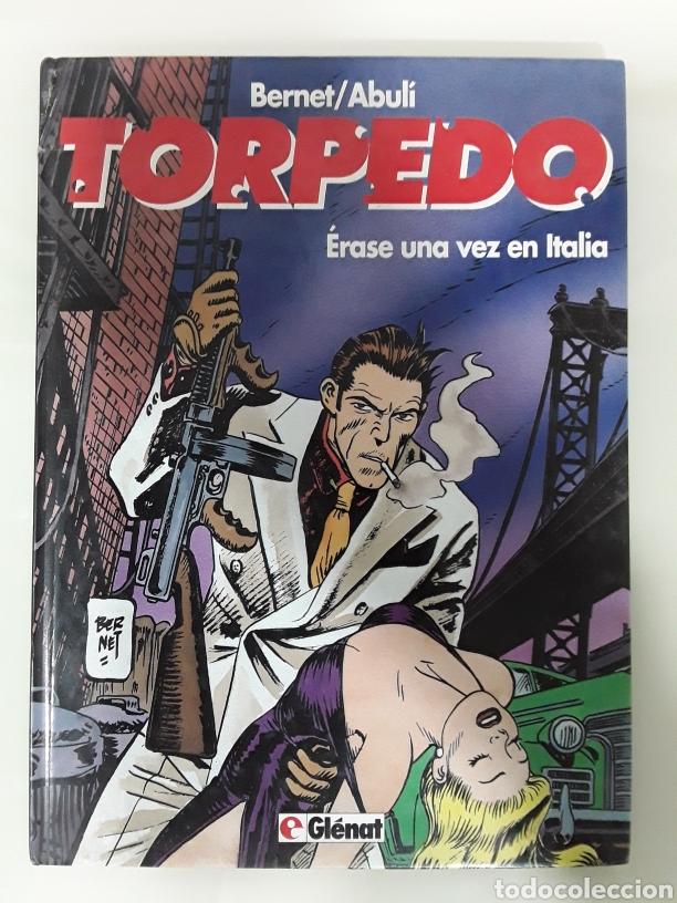 TORPEDO - ERASE UNA VEZ EN ITALIA - ED GLENAT - BERNET Y ABULI (Tebeos y Comics - Glénat - Serie Erótica)