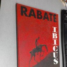 Cómics: ÍBICUS LIBRO 2 / RABATÉ SEGÚN LA NOVELA DE ALEXIS TOLSTOI / GLENAT. Lote 150349038