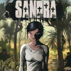 Cómics: SANTIAGO ARCAS. SANDRA. ED. GLENAT 2009. BUENO. Lote 151722510