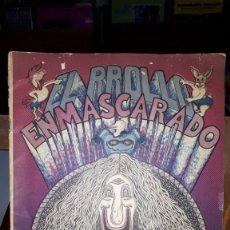 Cómics: EL ROLLO ENMASCARADO - BARCELONA, 1973 - MARISCAL, NAZARIO, ... - CÓMIC UNDERGROUND ESPAÑOL. Lote 151862926