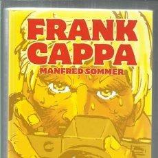 Cómics: FRANK CAPPA, INTEGRAL, 2010, GLÉNAT, IMPECABLE. Lote 151934430