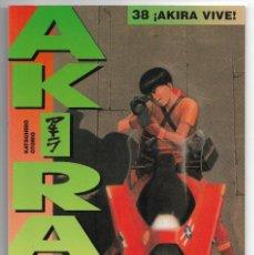 Cómics: AKIRA 38. Lote 152196210