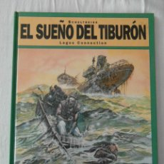 Cómics: EL SUEÑO DEL TIBURON. LAGOS CONNECTION. SCHULTHEISS. GLENAT. 1994. Lote 152851430
