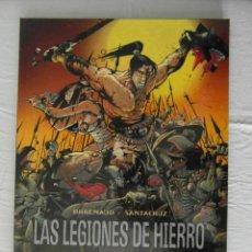 Cómics: LAS LEGIONES DE HIERRO. TOMO I URKHAN. EL PRINCIPE ENEIDE. GLENAT. Lote 153013386