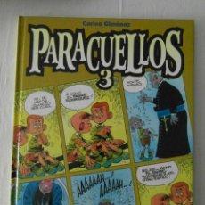 Cómics: PARACUELLOS. TOMO 3. GLENAT. CARLOS GIMENEZ. Lote 153043954