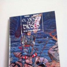 Cómics: EL VIENTO DE LOS DIOSES T1 LA SANGRE DE LA LUNA 1993. Lote 153429569