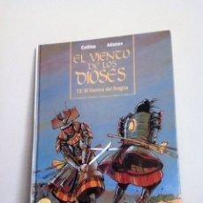 Cómics: EL VIENTO DE LOS DIOSES T2.EL VIENTRE DEL DRAGÓN. 1994. Lote 153429801