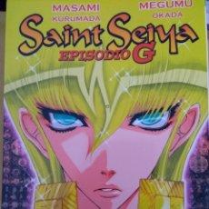 Cómics: SAINT SEIYA EPISODIO G. Nº2. Lote 40920153