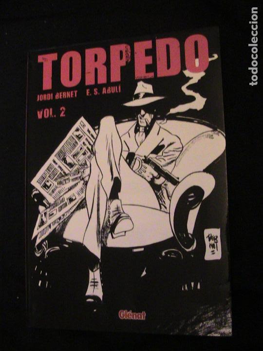 TORPEDO VOL.2. GLENAT. 2007. EDICIÓN EN CATALÁN. (Tebeos y Comics - Glénat - Autores Españoles)