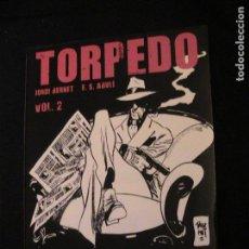 Cómics: TORPEDO VOL.2. GLENAT. 2007. EDICIÓN EN CATALÁN.. Lote 154199802