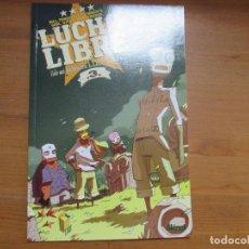 Cómics: LUCHA LIBRE 3. TANQUERELLE. GLÈNAT. Lote 154247890