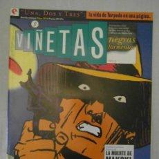 Cómics: VIÑETAS Nº 5. GLENAT. Lote 154599338