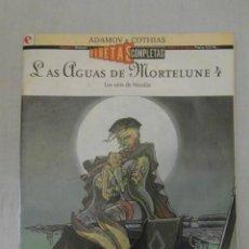 Cómics: VIÑETAS COMPLETAS. LAS AGUAS DE MORTELUNE Nº 4. GLENAT. Lote 154601422