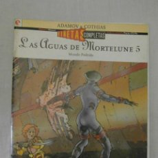Cómics: VIÑETAS COMPLETAS. LAS AGUAS DE MORTELUNE 5. GLENAT. Lote 154602218
