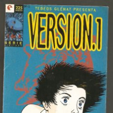 Cómics: VERSION.1 - Nº 1 (DE 8) - HISASHI SAKAGUCHI - TEBEOS GLENAT -1996 - . Lote 154705370