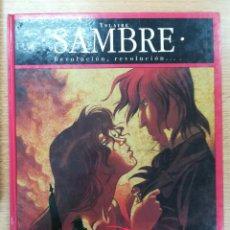 Cómics: SAMBRE #3 REVOLUCION REVOLUCION. Lote 154798464