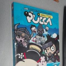 Cómics: LOS DIVERTIDOS VIAJES DE PUCCA 4: ASIA, NEPAL Y JAPÓN / GLENAT 2008. Lote 154834926