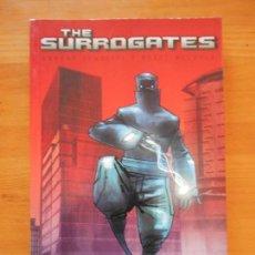 Cómics: THE SURROGATES - ROBERT VENDITTI - BRETT WELDELE - GLENAT (7Z). Lote 154927882