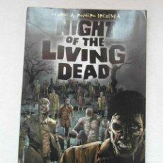 Cómics: NIGHT OF THE LIVING DEAD 1. GLENAT. 2011. Lote 154963614