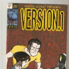 Cómics: VERSION.1 - Nº 4 (DE 8) - HISASHI SAKAGUCHI - TEBEOS GLENAT -1996 - . Lote 155699410