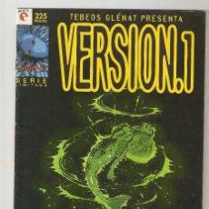 Cómics: VERSION.1 - Nº 6 (DE 8) - HISASHI SAKAGUCHI - TEBEOS GLENAT -1996 - . Lote 155699602
