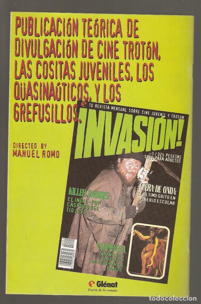 Cómics: LOCURA - Nº 2 DE 6 - LINEA AUTORES ESPAÑOLES - COMIC EROTICO - GLENAT- 1996 - - Foto 2 - 155993518