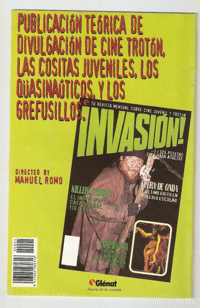 Cómics: LOCURA - Nº 1 DE 6 - LINEA AUTORES ESPAÑOLES - COMIC EROTICO - GLENAT- 1996 - - Foto 2 - 155993858