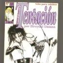 Cómics: TENTACION - Nº 1 DE 4 - SUEÑOS PRESENTA - COMIC EROTICO - GLENAT- 1996 - . Lote 155999342