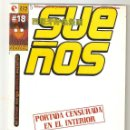 Cómics: SUEÑOS - Nº 18 - CONTIENE EL POSTER - COMIC EROTICO - GLENAT- 1996 - . Lote 156000354