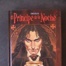 Cómics: EL PRINCIPE DE LA NOCHE COLECCION INTEGRAL GLENAT. Lote 156052382