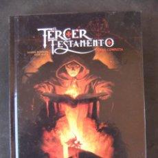 Cómics: EL TERCER TESTAMENTO COLECCION INTEGRAL GLENAT. Lote 156052574