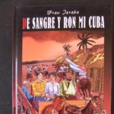 Cómics: DE SANGRE Y RON MI CUBA COLECCION INTEGRAL GLENAT. Lote 156053090