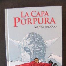 Cómics: LA CAPA PURPURA COLECCION INTEGRAL GLENAT. Lote 156053294