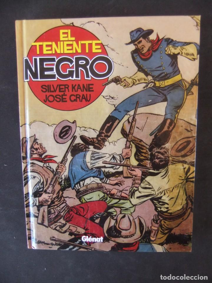 EL TENIENTE NEGRO COLECCION INTEGRAL GLENAT (Tebeos y Comics - Glénat - Autores Españoles)