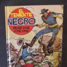Cómics: EL TENIENTE NEGRO COLECCION INTEGRAL GLENAT. Lote 156053882