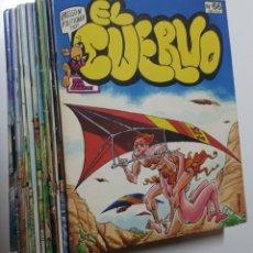 Cómics: EL CUERVO. Lote 156402918