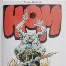 Cómics: HOM DE CARLOS GIMÉNEZ EDICONES GLÉNAT. Lote 156485402