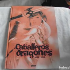 Cómics: CABALLEROS DRAGONES.ANGE-DOHE.GLENAT EDICIONES 2007. Lote 156630354