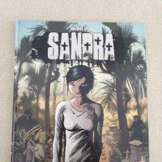 Cómics: SANDRA, SANTIAGO ARCAS. Lote 156821766