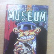 Cómics: MUSEUM (FERNANDO DE FELIPE). Lote 156842238
