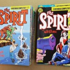 Cómics: THE SPIRIT E. NORMA, 76 EJEMPLARES. Lote 157726302
