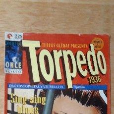 Cómics: COMIC DE**. TORPEDO . SING.SING BLUES . EL PAEDILLO . ** .N. 1 . . AÑO 1995. Lote 158555682