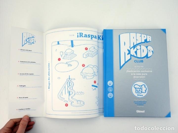 Cómics: RASPA KIDS CLUB (Álex Fito) Glenat, 2010. OFRT antes 19,95E - Foto 2 - 274398473