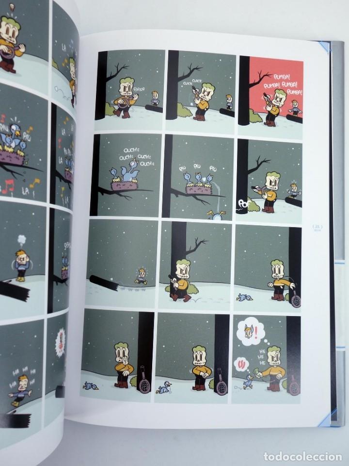 Cómics: RASPA KIDS CLUB (Álex Fito) Glenat, 2010. OFRT antes 19,95E - Foto 6 - 274398473