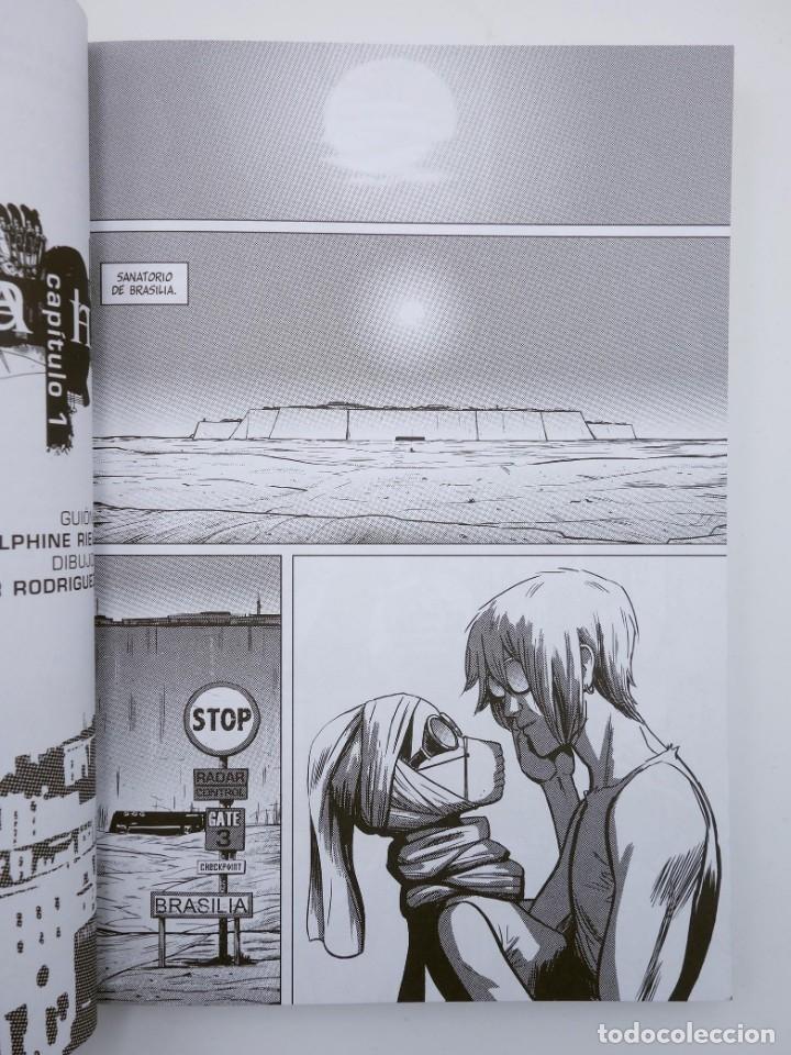 Cómics: LOLITA HR 1 Y 2. COMPLETA (Javier Rodríguez Y Rieu) Glenat, 2007. OFRT antes 17,9E - Foto 3 - 271831808