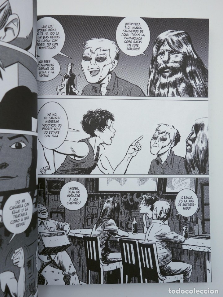 Cómics: LOLITA HR 1 Y 2. COMPLETA (Javier Rodríguez Y Rieu) Glenat, 2007. OFRT antes 17,9E - Foto 5 - 271831808