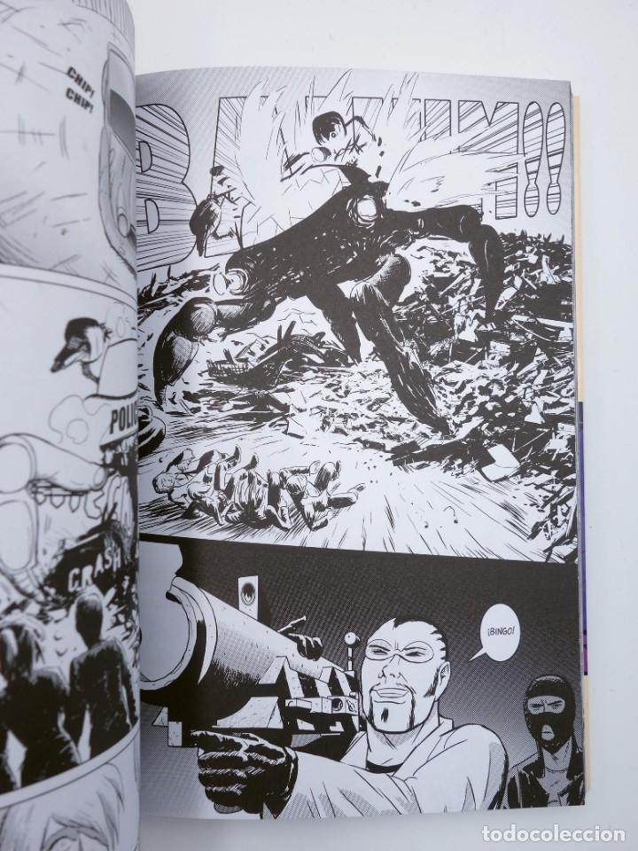Cómics: LOLITA HR 1 Y 2. COMPLETA (Javier Rodríguez Y Rieu) Glenat, 2007. OFRT antes 17,9E - Foto 7 - 271831808