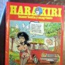 Cómics: HARAKIRI HUMOR BESTIA Y SANGRIENTO N 72 EN BUEN ESTADO. Lote 158953318