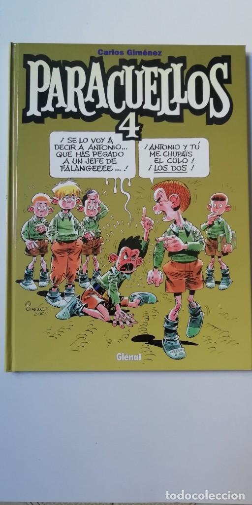 PARACUELLOS T4-GLENAT-TAPA DURA (Tebeos y Comics - Glénat - Autores Españoles)