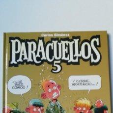 Comics - PARACUELLOS T5-GLENAT-TAPA DURA - 159849222